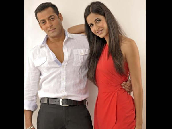 Salman With Katrina
