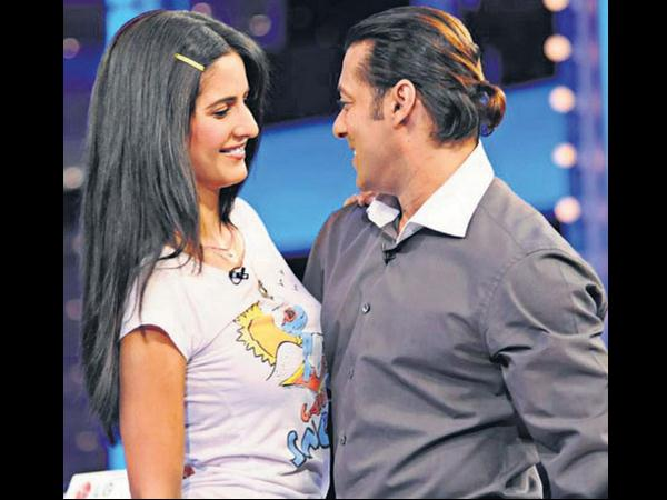 Sallu With Katrina