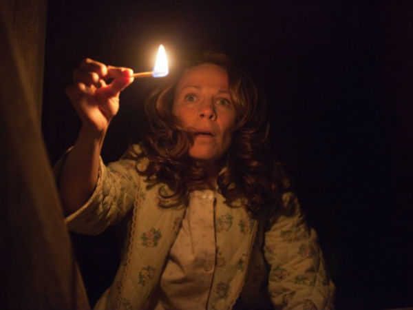 Characterisation In The Conjuring