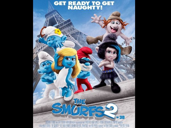 The Smurfs 2 Plot