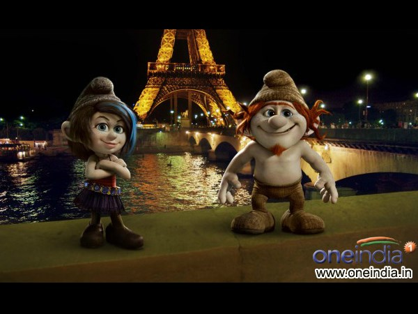 Dialogues In The Smurfs 2