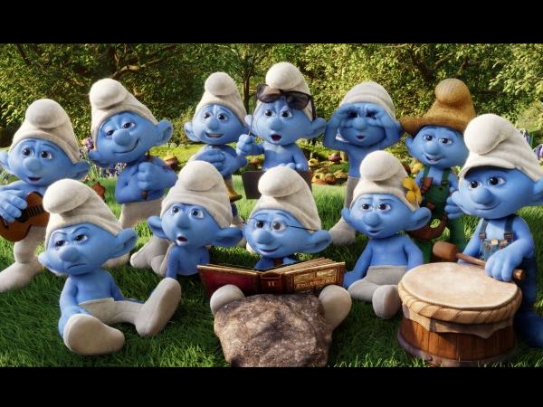 The Smurfs 2 Production Team