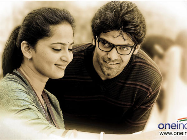 Anushka Shetty And Arya