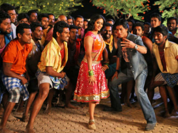 Southies In Chennai Express