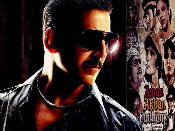 Akshay As Dawood