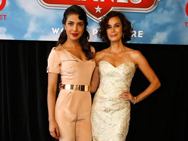 Priyanka Chopra And Teri Hatcher