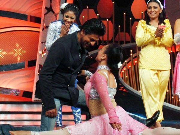 SRK With DID Contestant