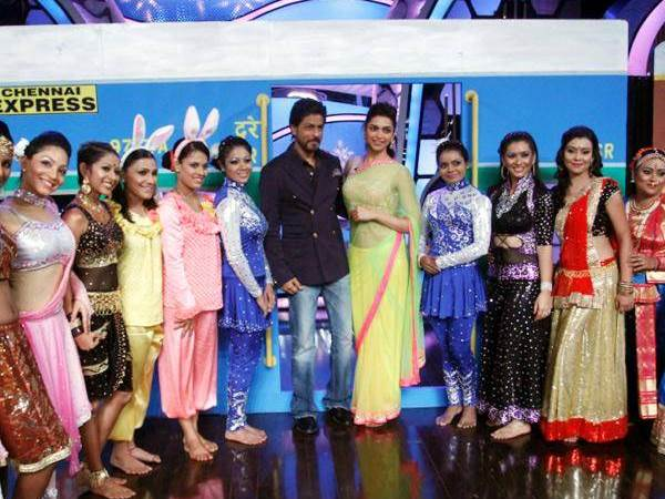 SRK With Supermoms