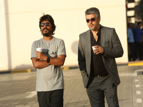 Vishnuvardhan And Ajith