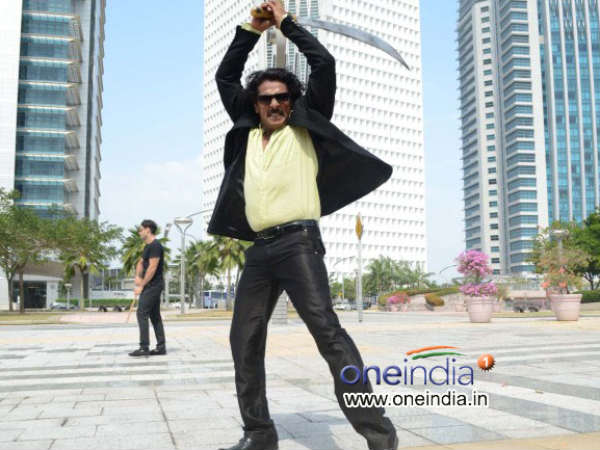 Uppi Set To Shoot Actions Scenes For Brahma