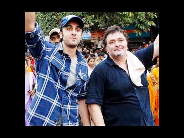 Ranbir And Rishi