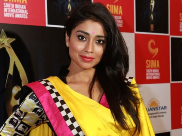 Shriya Saran Excited To Be Part Of SIIMA