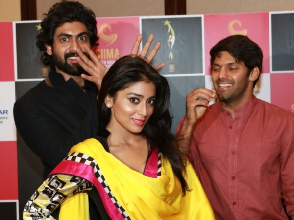 Rana Elated To Host SIIMA Show