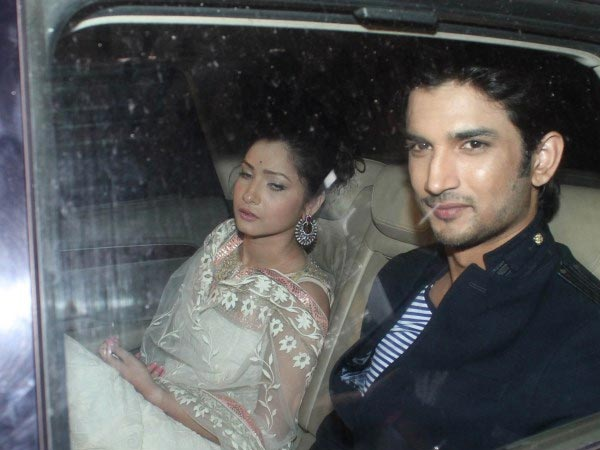 Sushant And Ankita