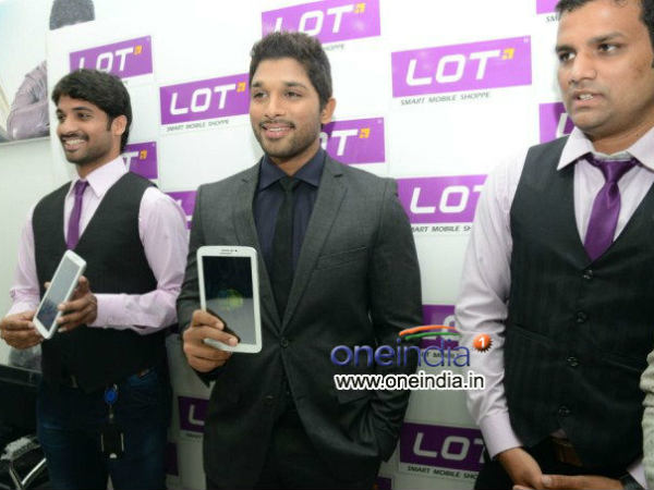 Allu Arjun Talks About Lot