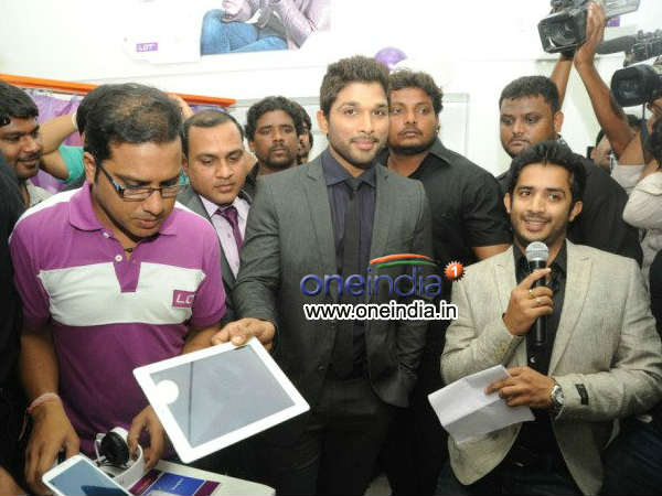 Allu Arjun On His Naughty Ad For Lot