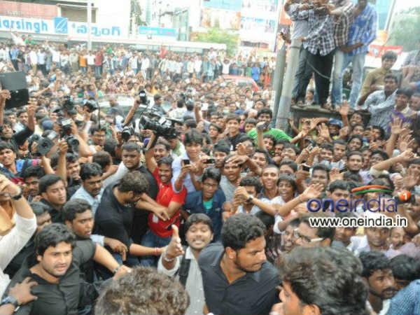 Bunny Fans At Launch Of Lot