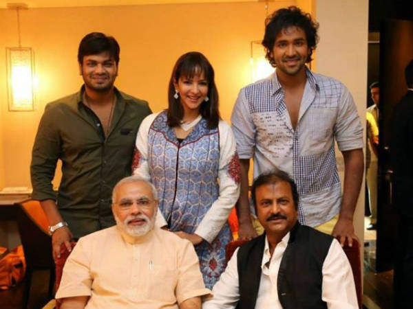 Mohan Babu Proud of Lakshmi For Organising Meet