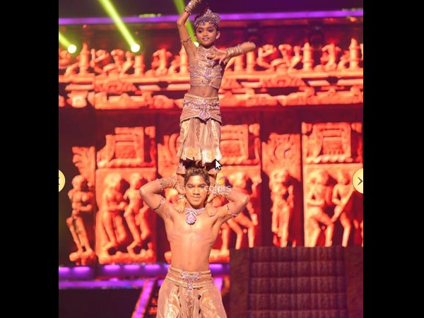 Sumanth And Sonali's Performance