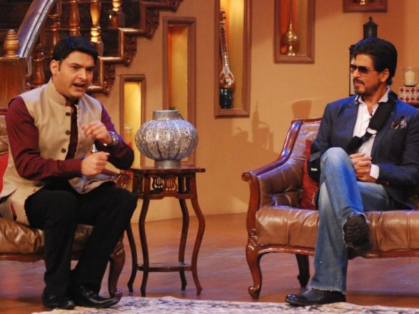 SRK On Comedy Nights