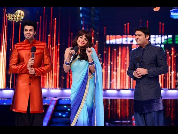 Kapil As Host