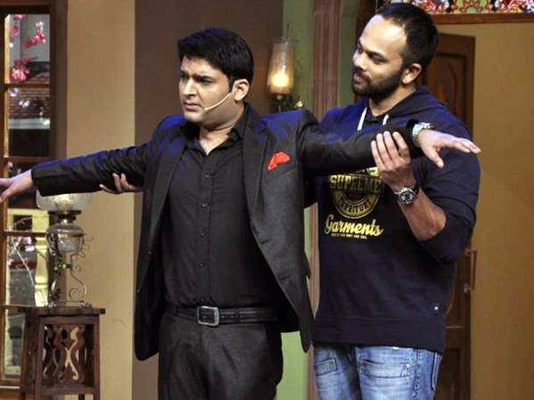 Rohit Shetty On Comedy Nights