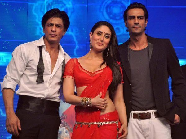 Kareena, Arjun And SRK