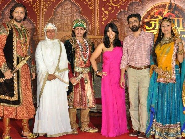 Ekta Kapoor To Change 'Jodha Akbar'