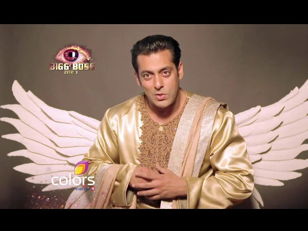 Salman Khan As Angel
