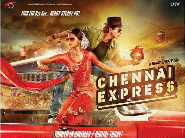 Chennai Express Not So Great With Critcs