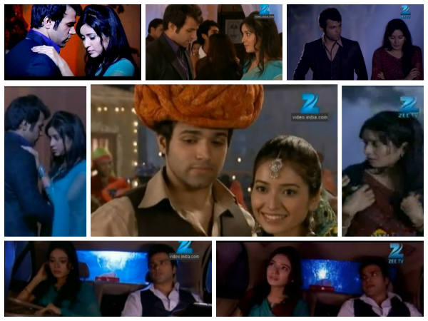 Pavitra Rishta: Arjun And Purvi's Love Story In Pictures