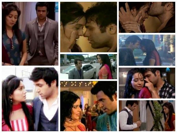 arjun confesses his love to purvi arjun confesses his love to purvi