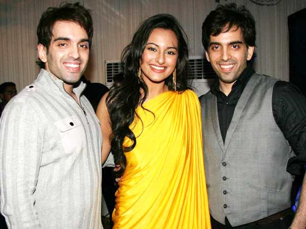 Sonakshi's Brothers