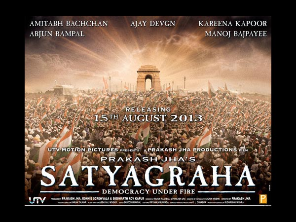 Satyagraha Not Based On A True Story