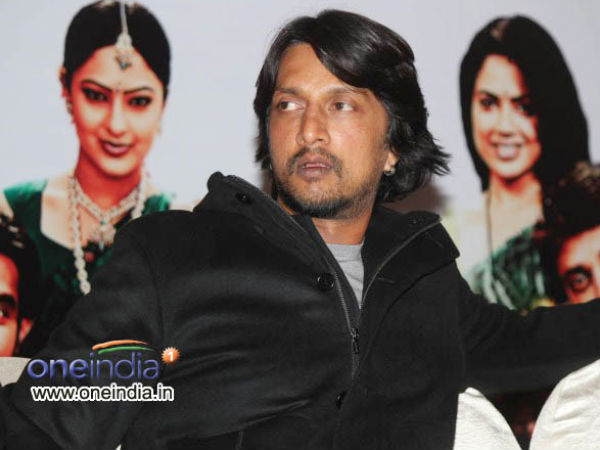 Kiccha To Spread Good Words