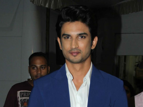Sushant Back On TV