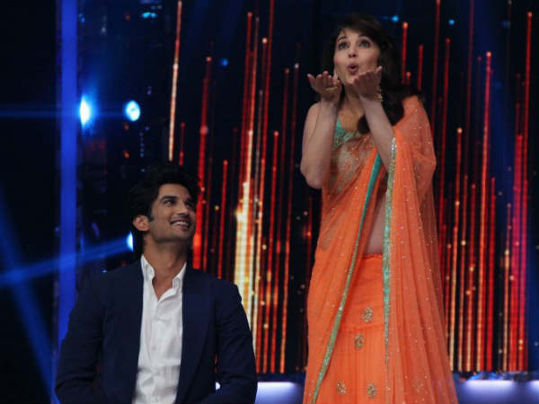 Madhuri And Sushant