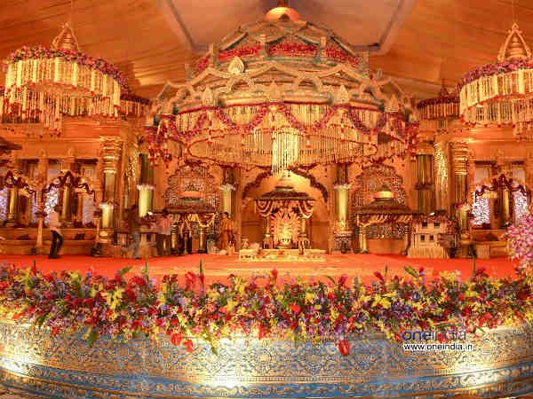 Nandamuri Balakrishna Daughter Tejaswini Marriage Mandap