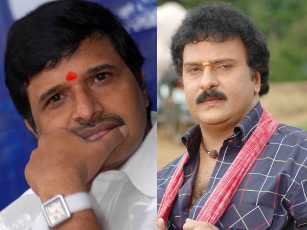S Narayan and Ravichandran