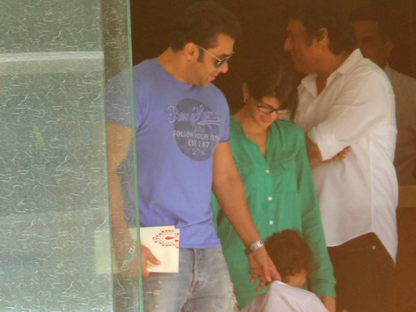 Salman Gets Ignored
