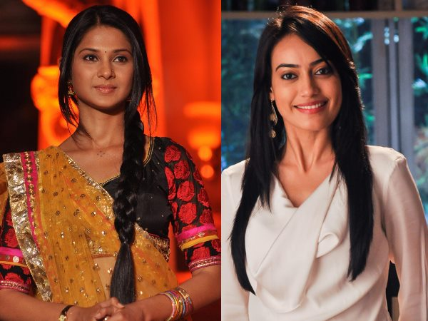 Jennifer Winget And Surbhi Jyoti