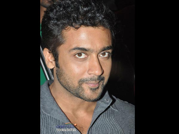 the latest buzz says that surya has lent his voice for the first time for an ad film the ad director rajiv menon convinced the actor to dub his voice for