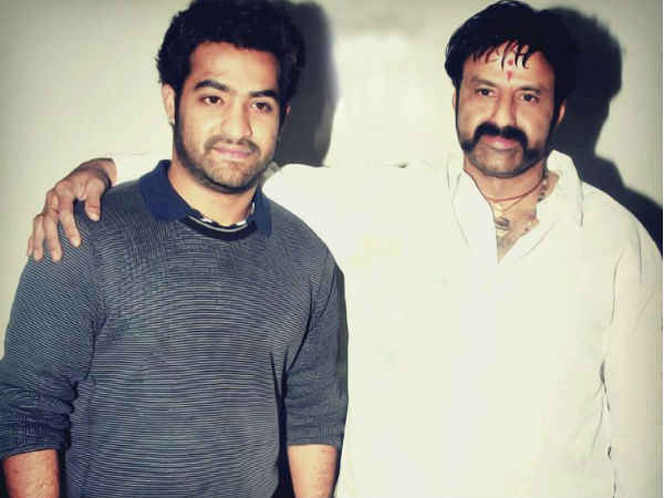Balakrishna Not Invited Jr NTR