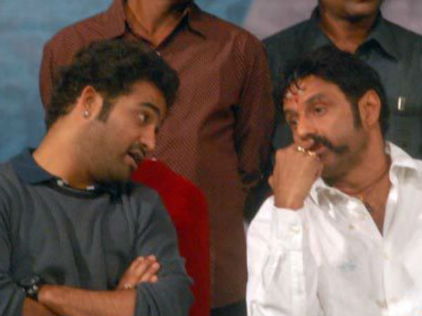 Balayya's wife Invited Junior NTR
