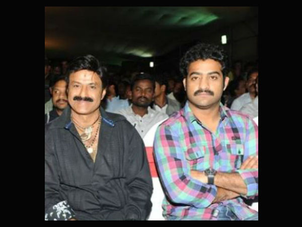Nani Used Jr NTR's Posters For YSRC Promotion