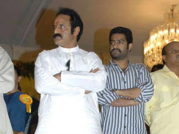 Split Between Balakrishna And Jr NTR