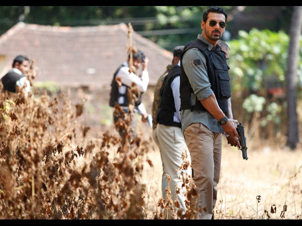 Madras Cafe- A Serious Saga