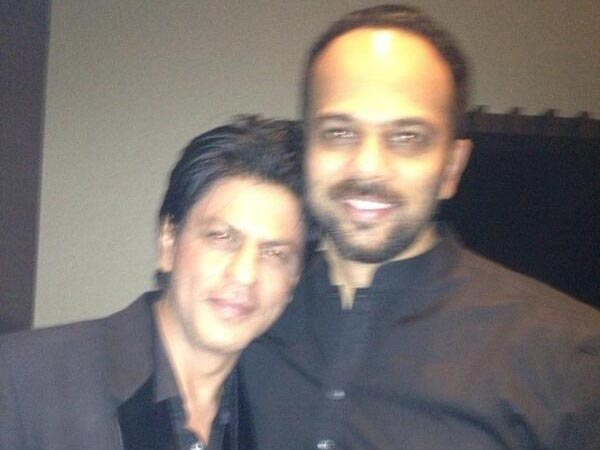 SRK And Rohit
