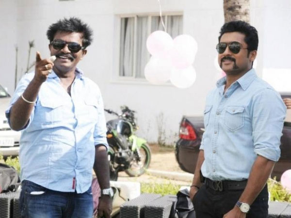Surya And Hari