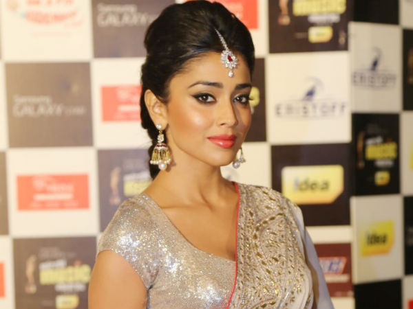 Shriya Saran Turns Item Girl